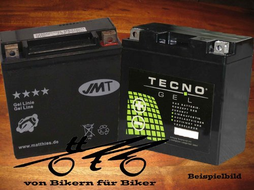 ATU Meteorit 303 50 R 2T  BJ 1999-2002 -  Gel Batterie
