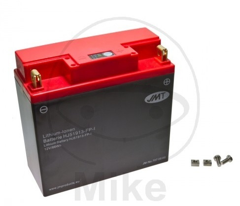 Laverda SFC 750 BJ 1974 - 68 PS, 50 kw - Lithium-Ionen-Batterie